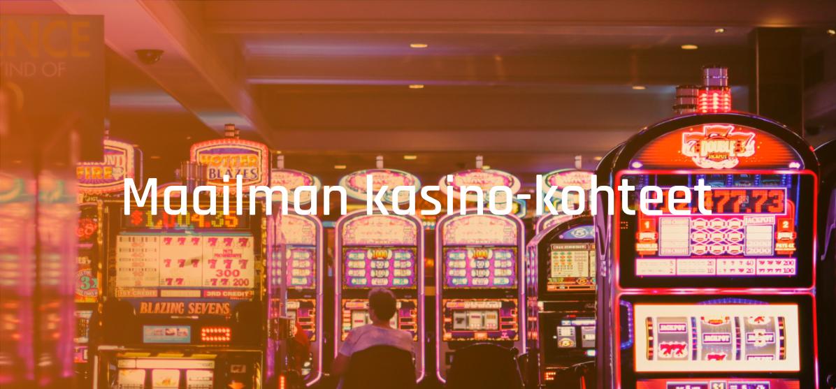 Esitetyt Postikuvat World Casino kohteet - Maailman Kasinomatkakohteet